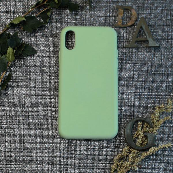 iphone X/XS TPU, grøn