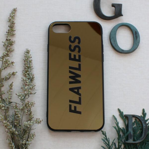 iphone SE, 7, 8 spejl, FLAWLESS