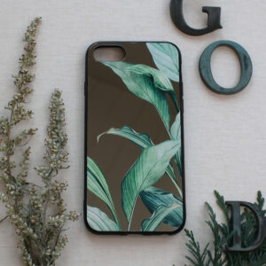 iphone SE, 7, 8 spejl, plante