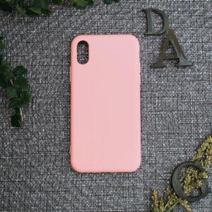 iphone X/XS TPU, pink