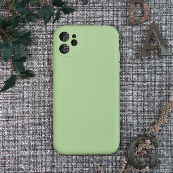iphone 11 TPU, grøn