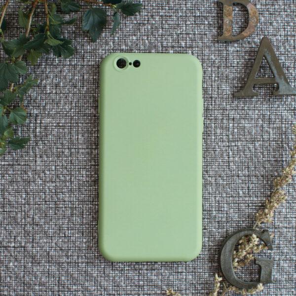 iphone 6 TPU, grøn