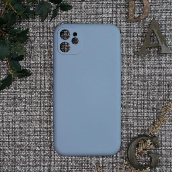 iphone 11 TPU, lyseblå