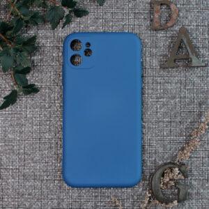 iphone 11 TPU, blå