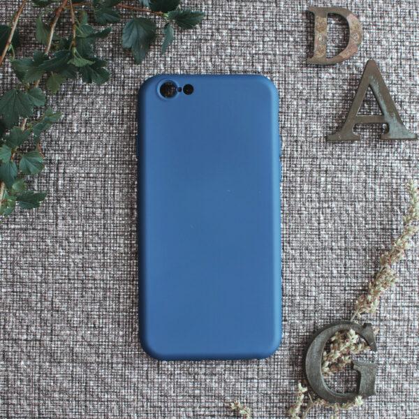 iphone 6 TPU, blå