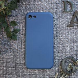iphone SE, 7, 8 TPU, blå