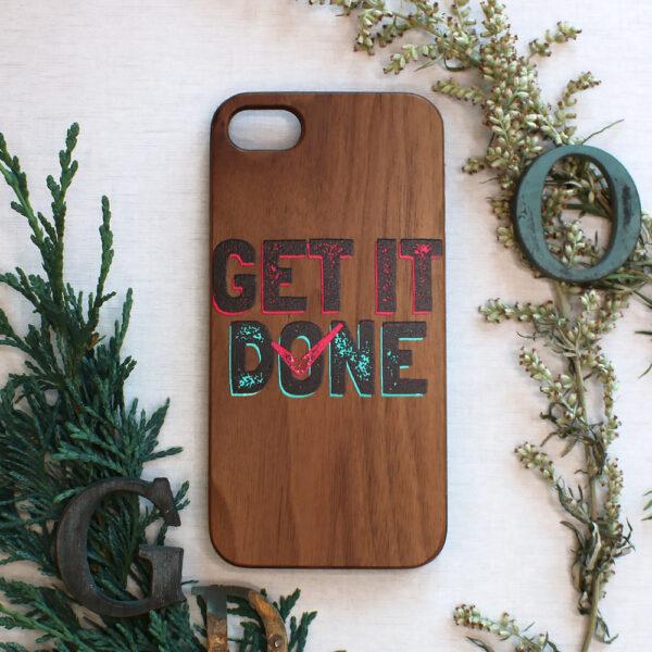 iphone SE, 7, 8 træ, GET IT DONE