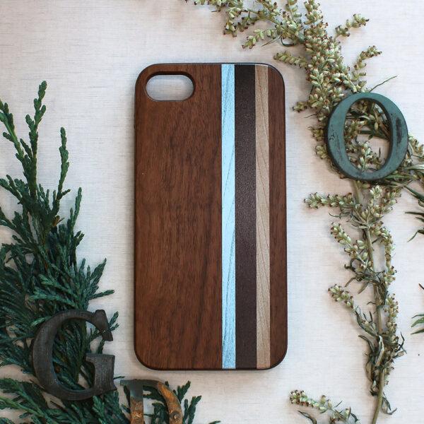 iphone SE, 7, 8 træ, stiber