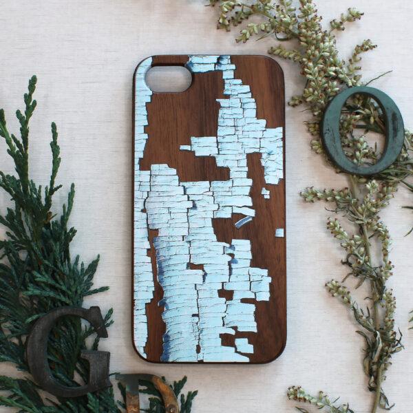 iphone SE, 7, 8 træ, bøger
