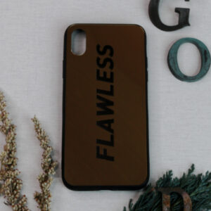iphone X/XS spejl, FLAWLESS
