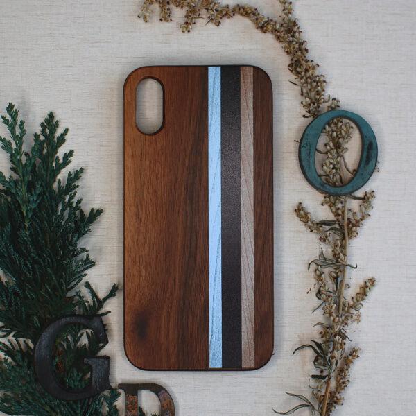 iphone X/XS træ, stiber
