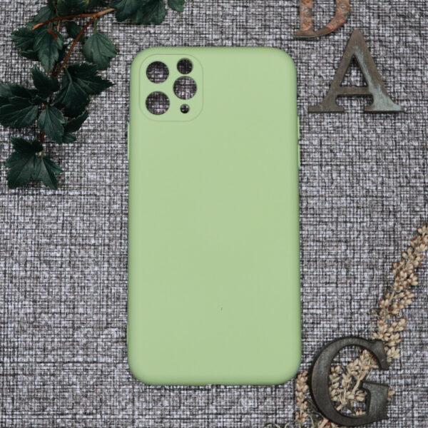 iphone 11 PRO MAX TPU, grøn