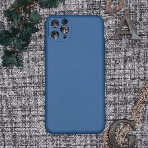iphone 11 PRO MAX TPU, blå