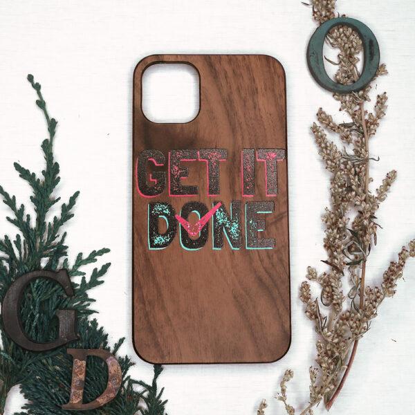 iphone 11 træ, GET IT DONE