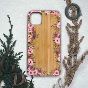 iphone 11 træ, blomster