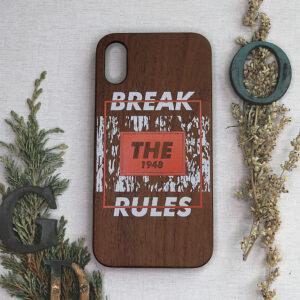 break the rules XXS
