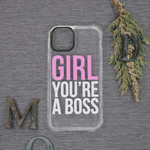 girl youre a boss proof PRO