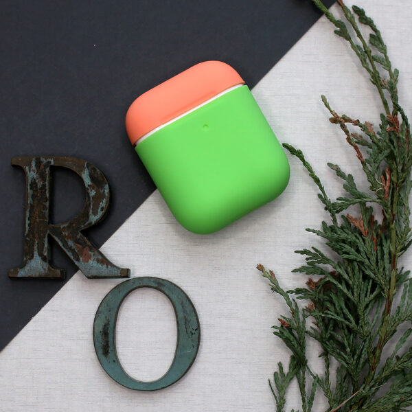 1.airpod.groen .koral